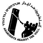 Anarchists Against the Wall logo